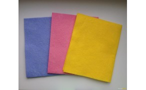 Nonwoven Multipurpose Viscose. Weight 110g/m². Width 38cm. Price per piece 10m, 21% VAT incl. Free shipping!