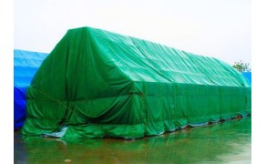 Tarpaulin 14x18m, weight 70 g/m². Price per piece VAT incl. Free shipping