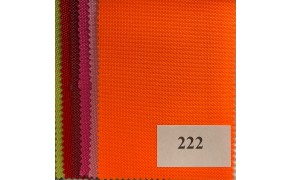 Oxford Fabric, weight 200g/m², width 160cm, bright orange. Polyester PU. Free shipping!