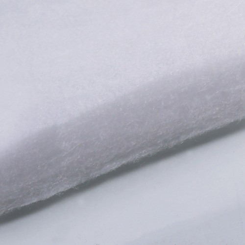 Polyester Padding, weight 360g/m², width 160cm. Thickness 35 mm. Free shipping.