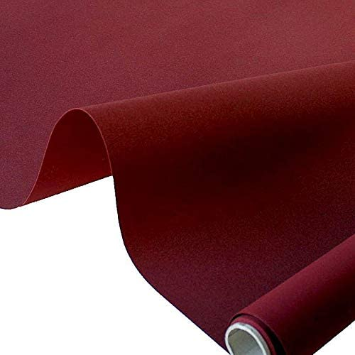 Valmex Pacific tarpaulin -waterproof, UV stable, acrylic coated, 210cm wide, weight 390g m², bordeaux colour