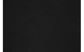PVC Leather, Budget+, width 145cm, weight 450g/m², Black. Free shipping!