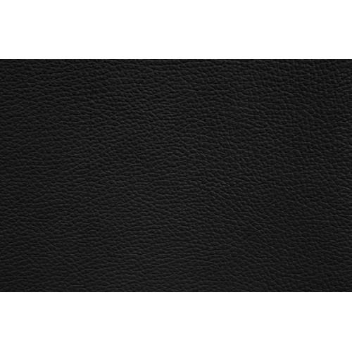 Mākslīgā āda, Budget+, pl.145cm, bl.450g/m², melna. Bezmaksas piegāde!