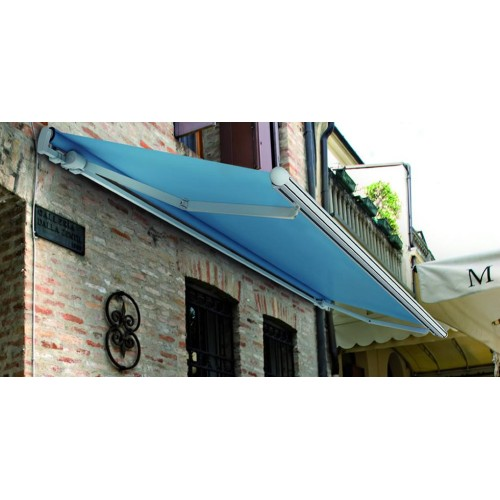 Tent fabric AIRTEX, weight 200g/m², width 170cm, Blue Colour. Price per m², 21% VAT incl. Free shipping