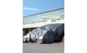 Tarpaulin 8x10m, weight 110 g/m². Price per piece, VAT incl. Free shipping