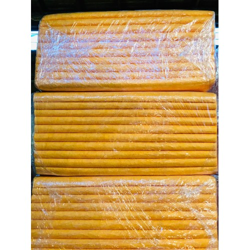 Nonwoven Multipurpose Viscose (10mx10pcs) orange.  Weight 160g/m². Width 50cm. Price per piece (100m) 21% VAT incl. Free shipping!
