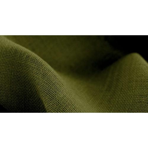 Džutas audums krāsots- haki, pl.145cm, bl.280g/m². Bezmaksas piegāde