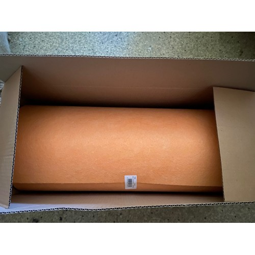 Nonwoven Multipurpose Viscose, width 50cm, weight 160g/m². Price per roll 45m (75pcs), 21% VAT incl. Free shipping!
