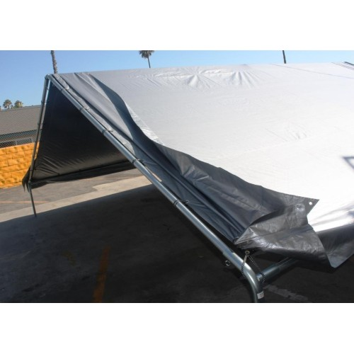 Tarpaulin 4x6m, weight 110 g/m². Price per piece, VAT incl. Free shipping