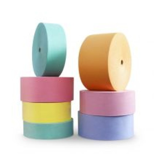 Nonwoven Multipurpose Viscose , width 38cm, weight 110g/m². Price per roll 750m, 21% VAT incl. Free shipping!