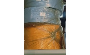 Nonwoven Multipurpose Viscose, width 50cm, weight 160g/m². Price per roll 500m, 21% VAT incl. Free shipping!