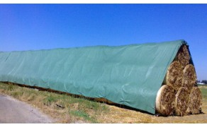 Tarpaulin 6x10m, weight 70 g/m². Price per piece VAT incl. Free shipping