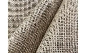 Jute Fabric, weight 305g/m², width 150cm. Free shipping!
