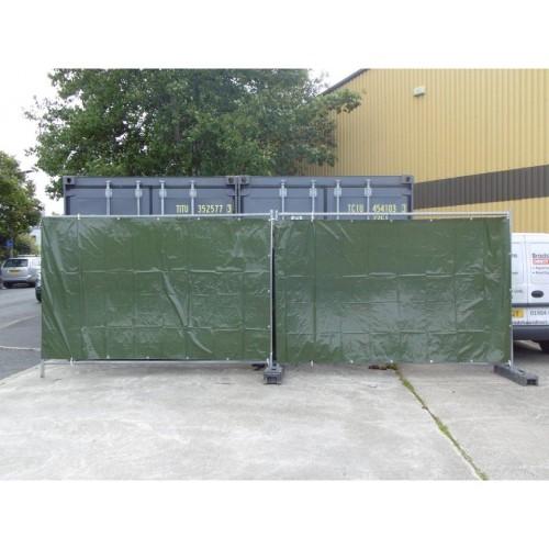 Tarpaulin 1,7x2m, weight 70 g/m². Price per piece VAT incl. Free shipping
