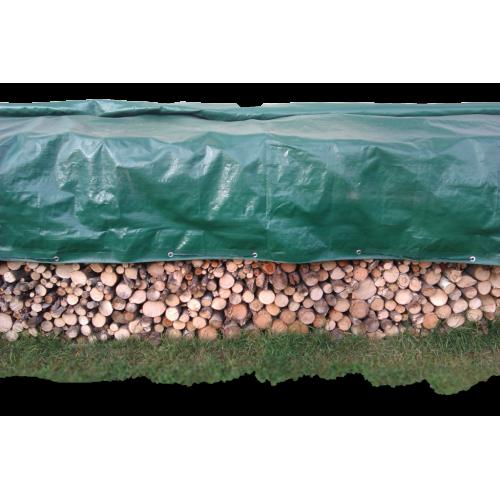 Tarpaulin 4x5m, weight 70 g/m². Price per piece VAT incl. Free shipping