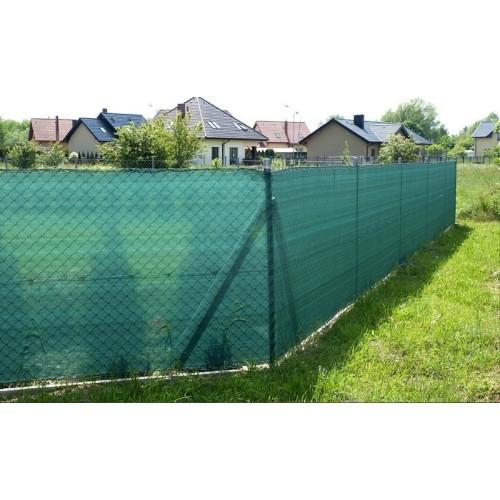 Construction safety net, width 307cm, weight 50g/m². Price per roll 10m, VAT incl.
