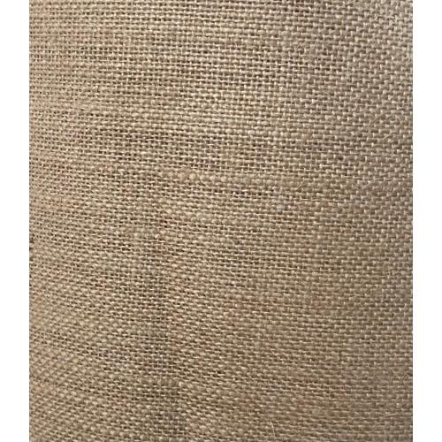 Jute Fabric, weight 335g/m², width 150cm. Price per meter, 21% VAT incl. Free shipping!