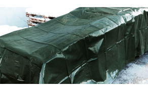 Tarpaulin 4x6m, weight 70 g/m². Price per piece VAT incl. Free shipping