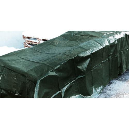 Tents, blīvums 70 g/m², izmērs 4x6 m, polipropilēns. Krāsa: zaļa