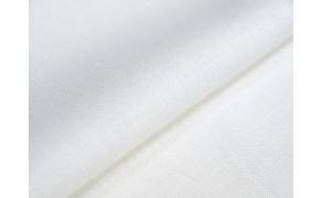 Lina audums, art.176003 , bl.185g/m², pl.150cm, balināts. 100% lins. Bezmaksas piegāde!