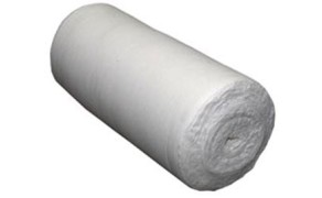Gauze. Weight 26 g/m². Width 90cm. Price per roll 1000m, 21% VAT incl. Free shipping!