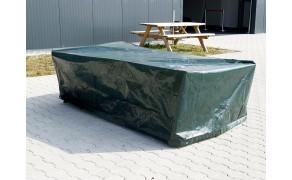 Tents, blīvums 70 g/m², izmērs 3x4 m, polipropilēns. Krāsa: zaļa