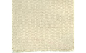 Cotton Fabric, weight 490g/m², width 110cm, unbleached. Free shipping