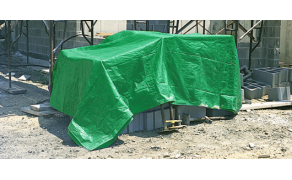 Tarpaulin 2x3m, weight 70 g/m². Price per piece VAT incl. Free shipping