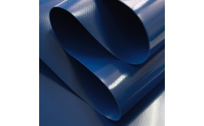 PVC Fabric 566/566, weight 650g/m², width 250cm. Roll 37,5m². Price per roll VAT incl.