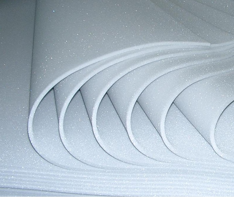 Porolons 5 mm, bl.25 kg/m3, izm.1200x2000mm. Cena par gab ar PVN. Bezmaksas piegāde