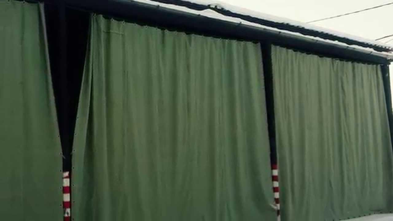 Telts brezents, blīvums 280 g/m2, platums 150 cm
