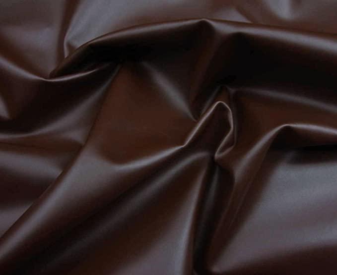 Augstas kvalitātes mākslīgā āda Coventry, pl.140cm, bl.770g/m², tumši brūna. Bezmaksas piegāde!