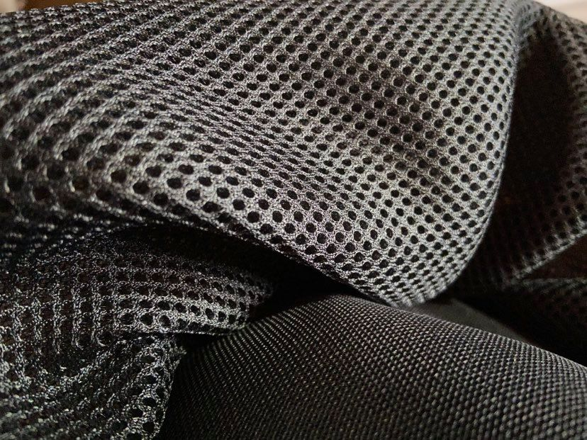 Sieta audums 3D, Grafīts, bl.315g/m², pl.150cm. 100 % poliesters. Bezmaksas piegāde!