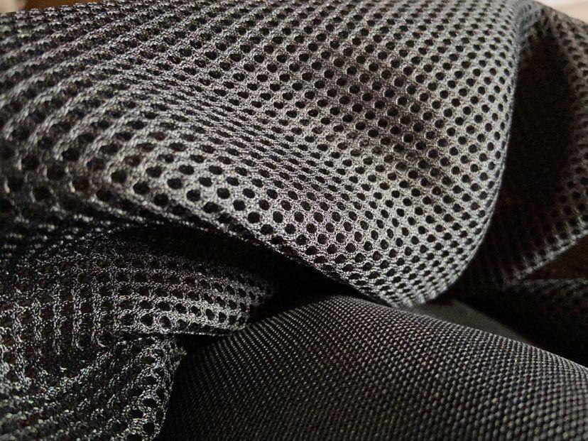 Mesh fabric 3D, Graffit