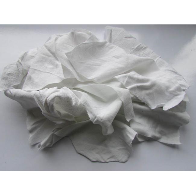 BP (10 kg), White Bedsheet Wiping Rags