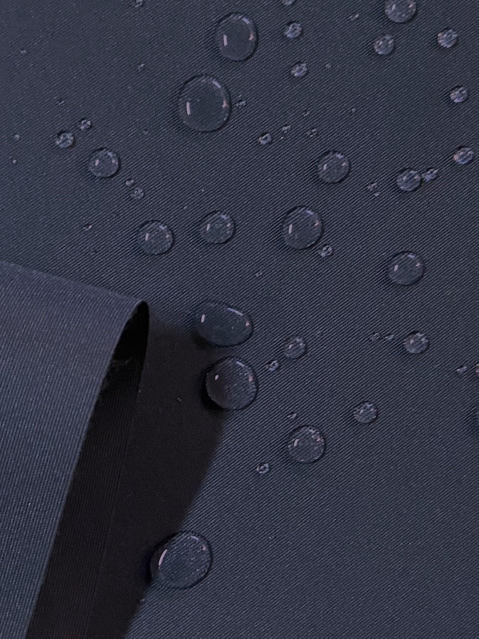 KONDOR Fabric, weight 287g/m², width 150cm, dark blue. Price per meter, 21% VAT incl.