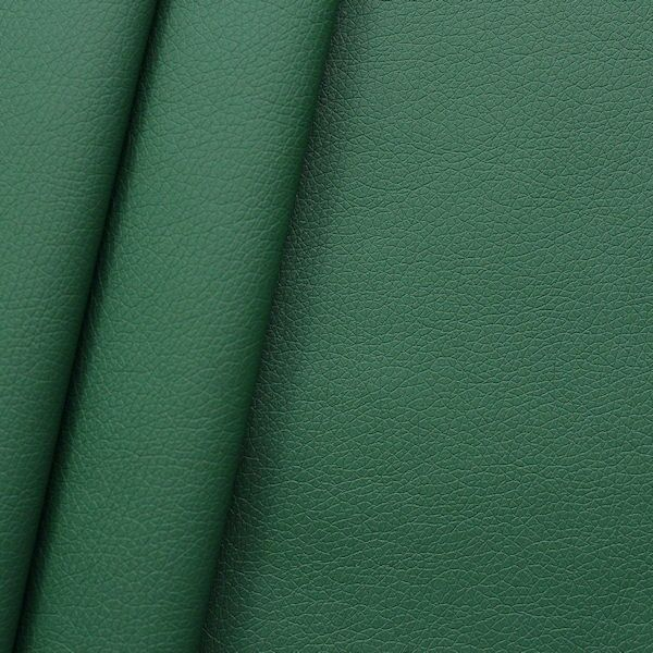 PVC Leather, Budget +, Colour Green