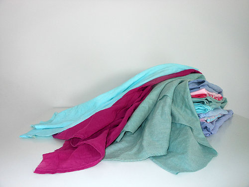 SK05 (10 kg), Coloured Thin Cotton Wiping Rags
