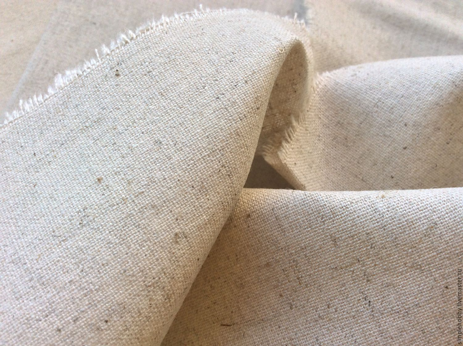 Cotton Fabrics, Unbleached
