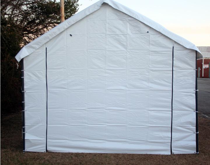 Tents 4x6m, bl.175g/m². Cena norādīta ar PVN par gab. Bezmaksas piegāde!