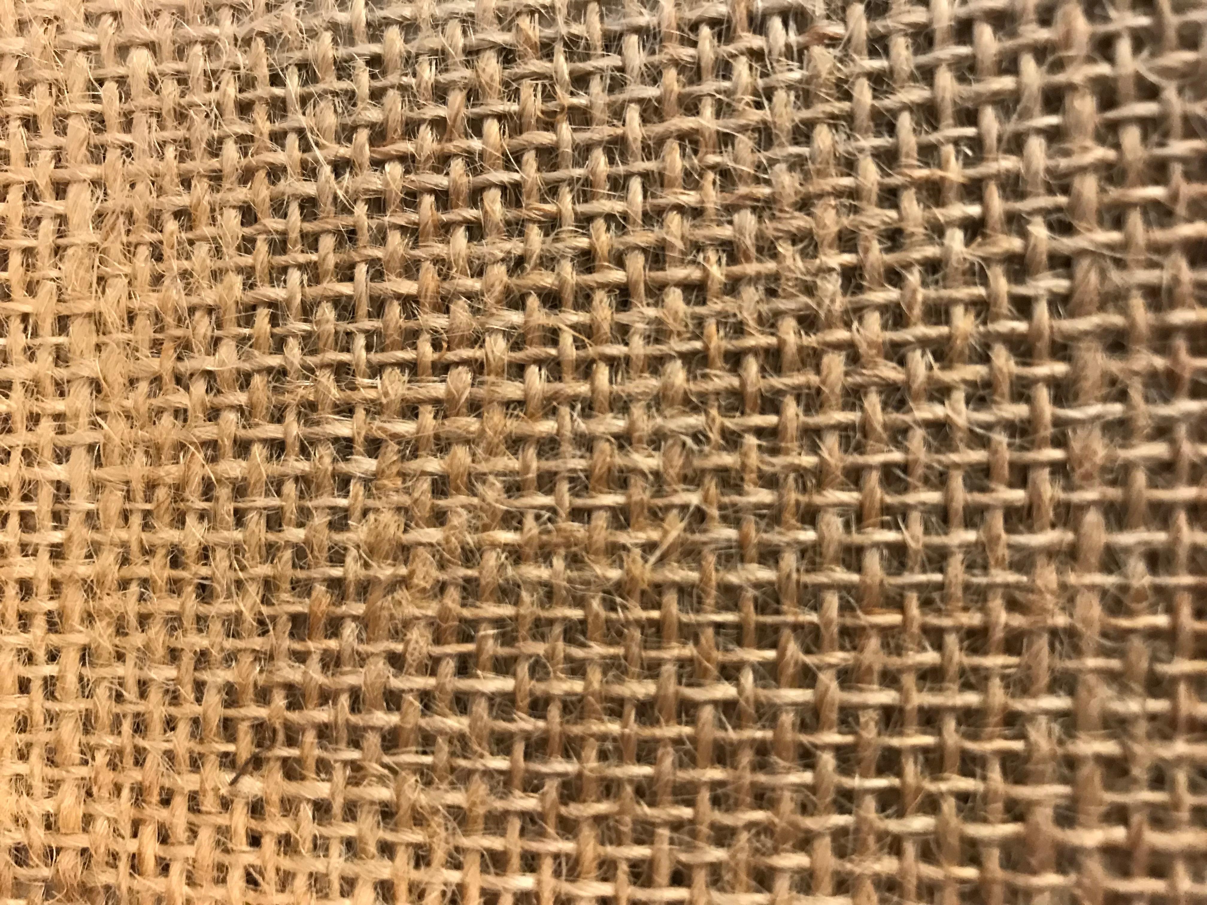 Džutas audums, blīvums 250 g/m², platums 200 cm