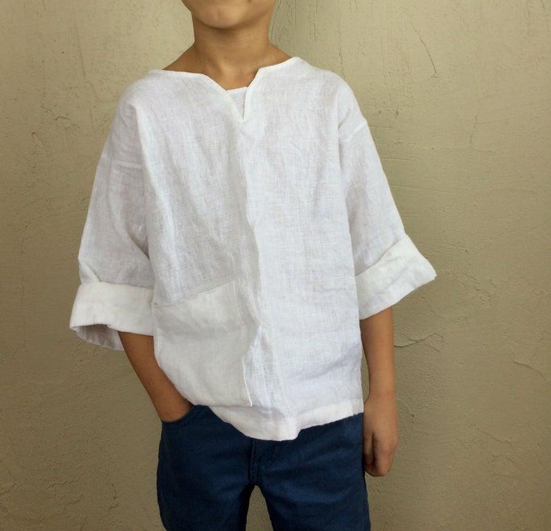 Linen Cloth, art. 176003, 185 g/m², white