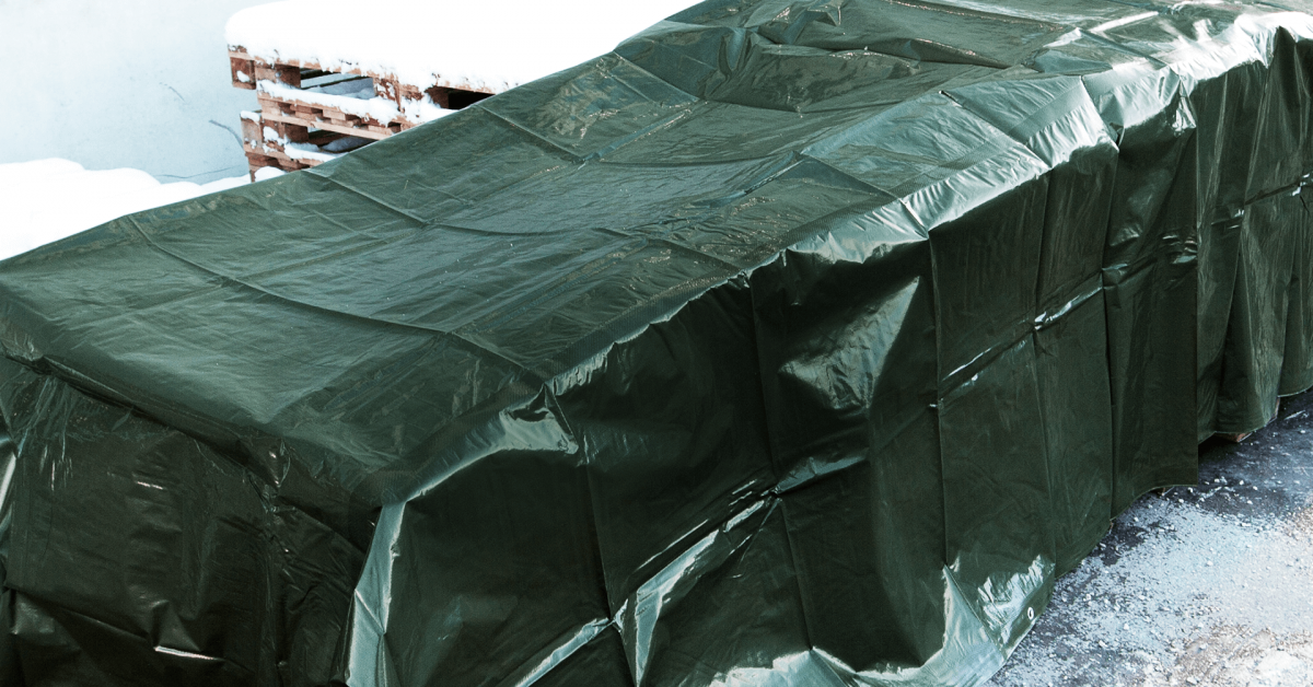 Tents 75 g/m², 4x6 m