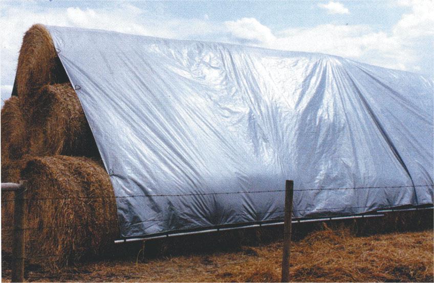 Tents 6x8m, bl.110g/m². Cena norādīta ar PVN par gab. Bezmaksas piegāde