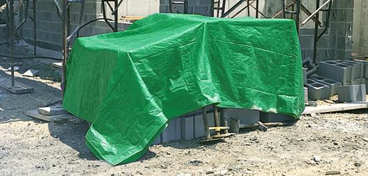 Tents 75 g/m², 2x3 m