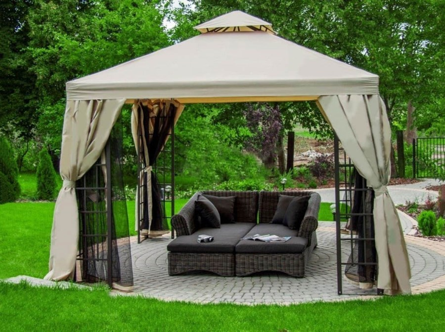 Waterproof Outdoor Fabric  with UV protection for garden furniture
